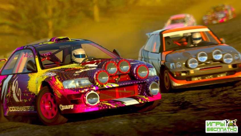 Создатели DiRT 5 перечислили все классы машин