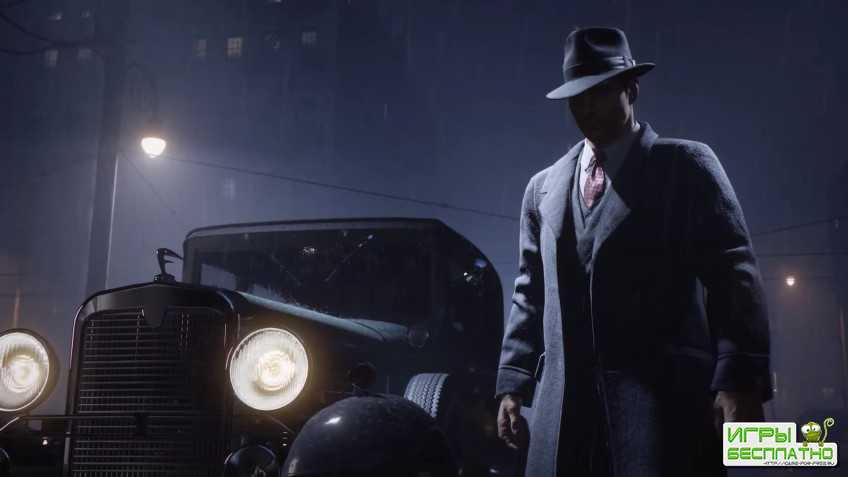 Mafia: Definitive Edition перенесена на 25 сентября