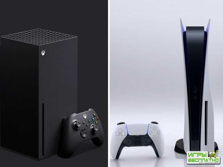 PS5 и Xbox Series X раскроются далеко не сразу
