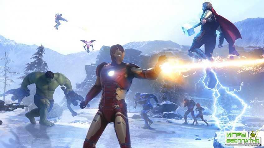 Тестирование «Мстителей» начнётся 7 августа