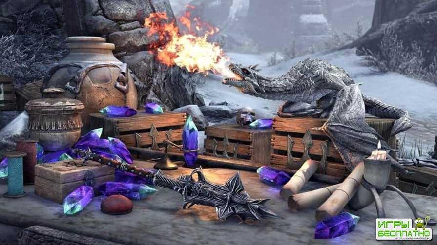 Для The Elder Scrolls Online раздают халяву