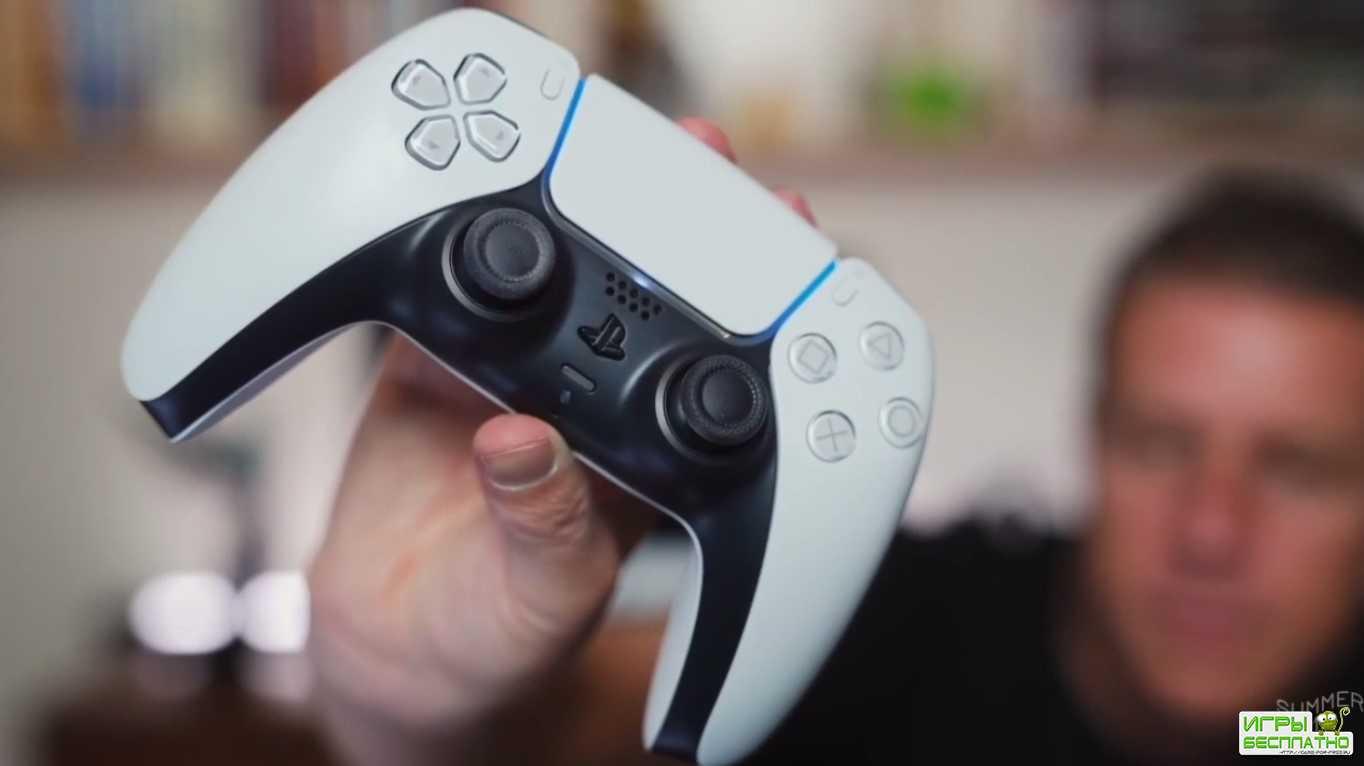 Джефф Кили рассказывает о DualSense — геймпаде PlayStation 5