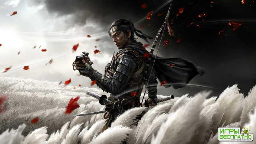 Авторы Ghost of Tsushima объяcнили, почему в игре нет захвата цели