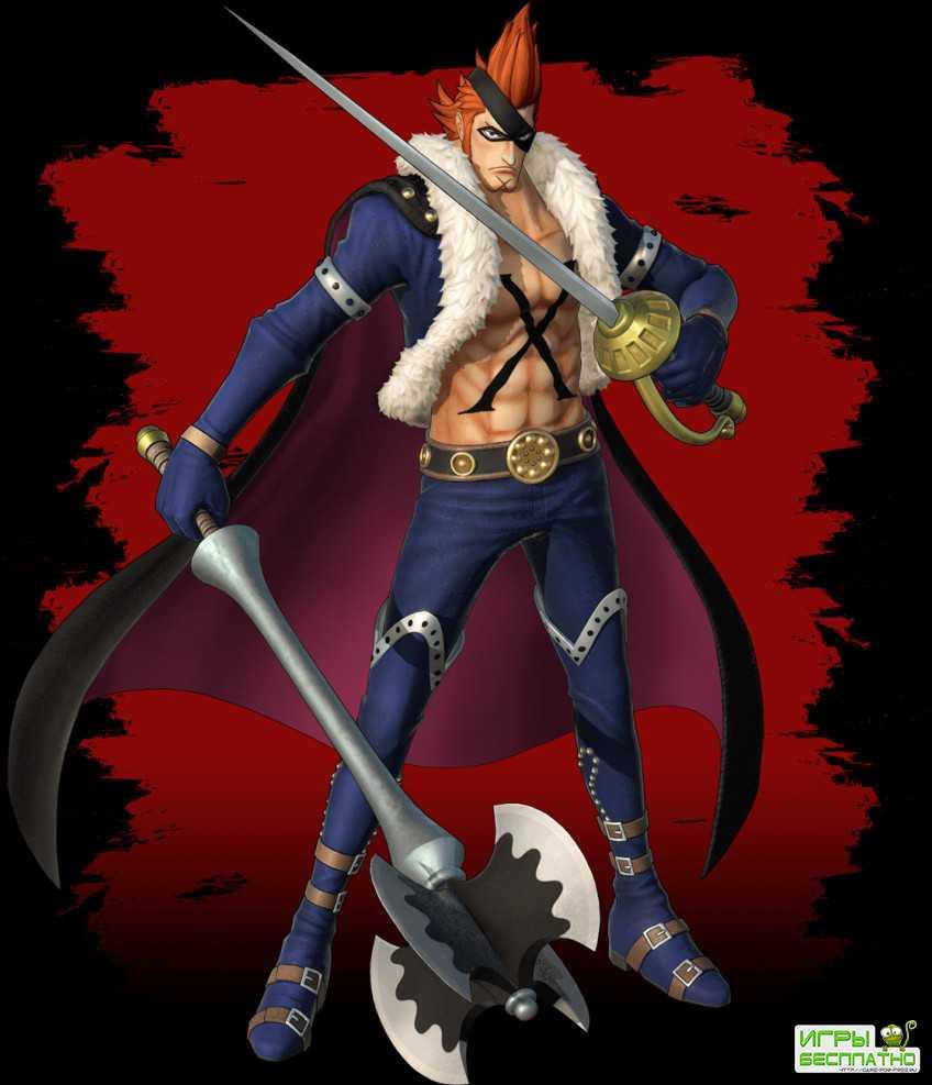 Был показан первый скриншот One Piece: Pirate Warriors 4