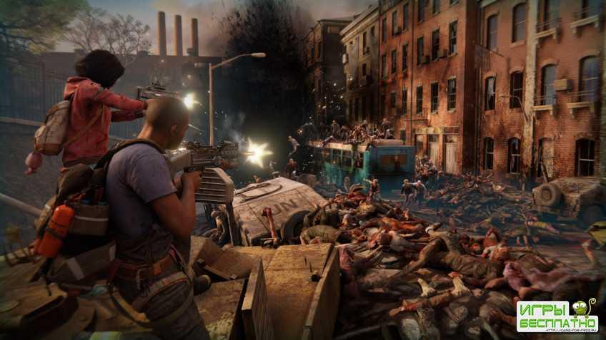 PS4, Xbox One и PC: полный кроссплей появится в World War Z послезавтра