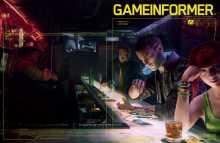 CDPR оставила закодированное послание фанатам на обложке свежего номера Game Informer, посвященного Cyberpunk 2077