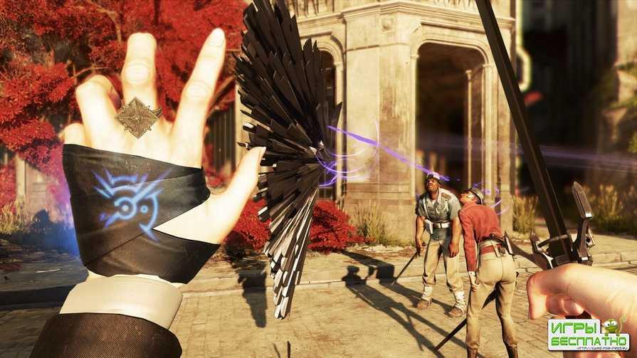 Игрок сделал предложение девушке с помощью перстня из Dishonored 2