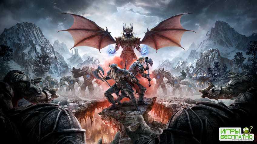 DOOM Eternal и The Elder Scrolls Online бесплатно обновят для PS5 и Xbox Se ...