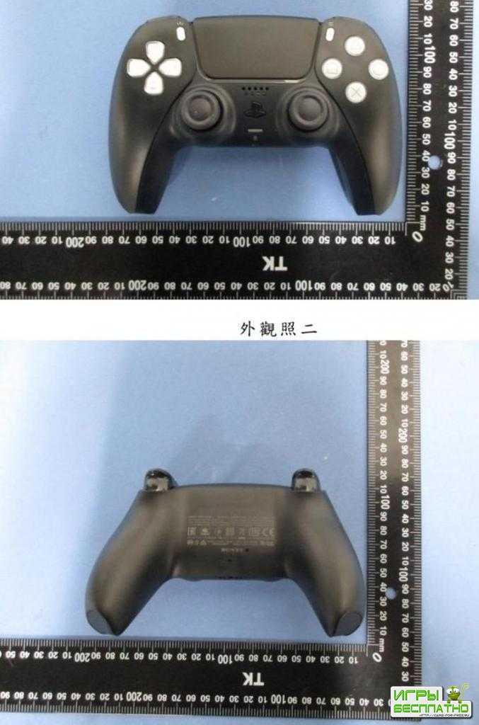 Чёрный PS5-контроллер DualSense производится в Тайване