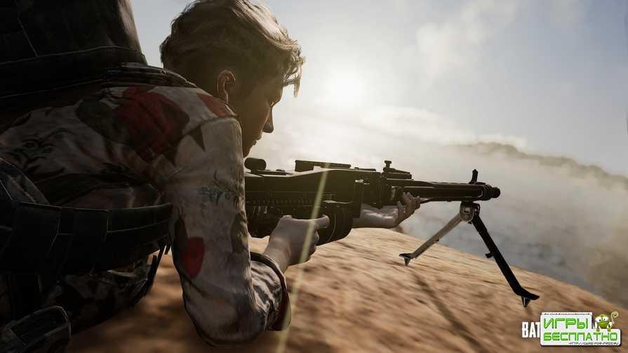 Скоро в PUBG появится легкий пулемет MG3 и граната-обманка