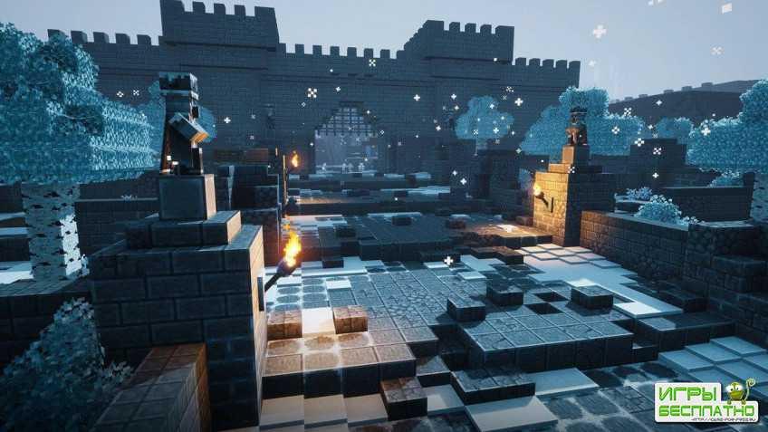 Второе дополнение для Minecraft Dungeons выйдет 8 сентября