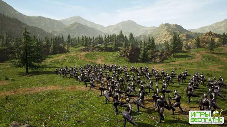 Первый геймплей The Battle for Middle-earth: Reforged — фанатского ремейка стратегии на Unreal Engine 4