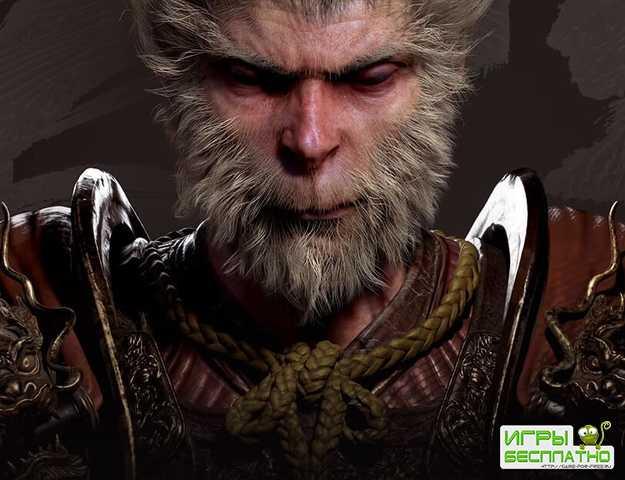 Анонсирован зрелищный экшен в стиле Dark Souls про короля обезьян
