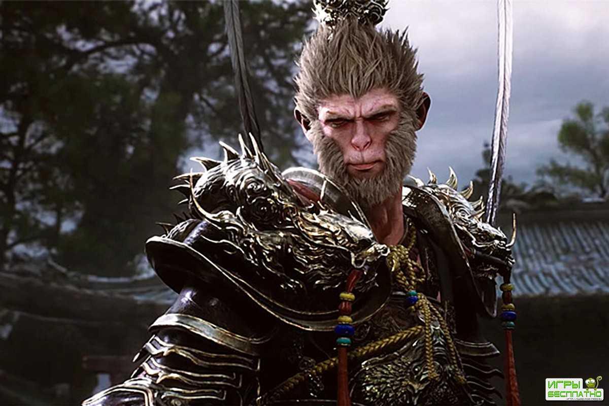 Бой с сотнями тысяч противников в тизере Black Myth: Wukong