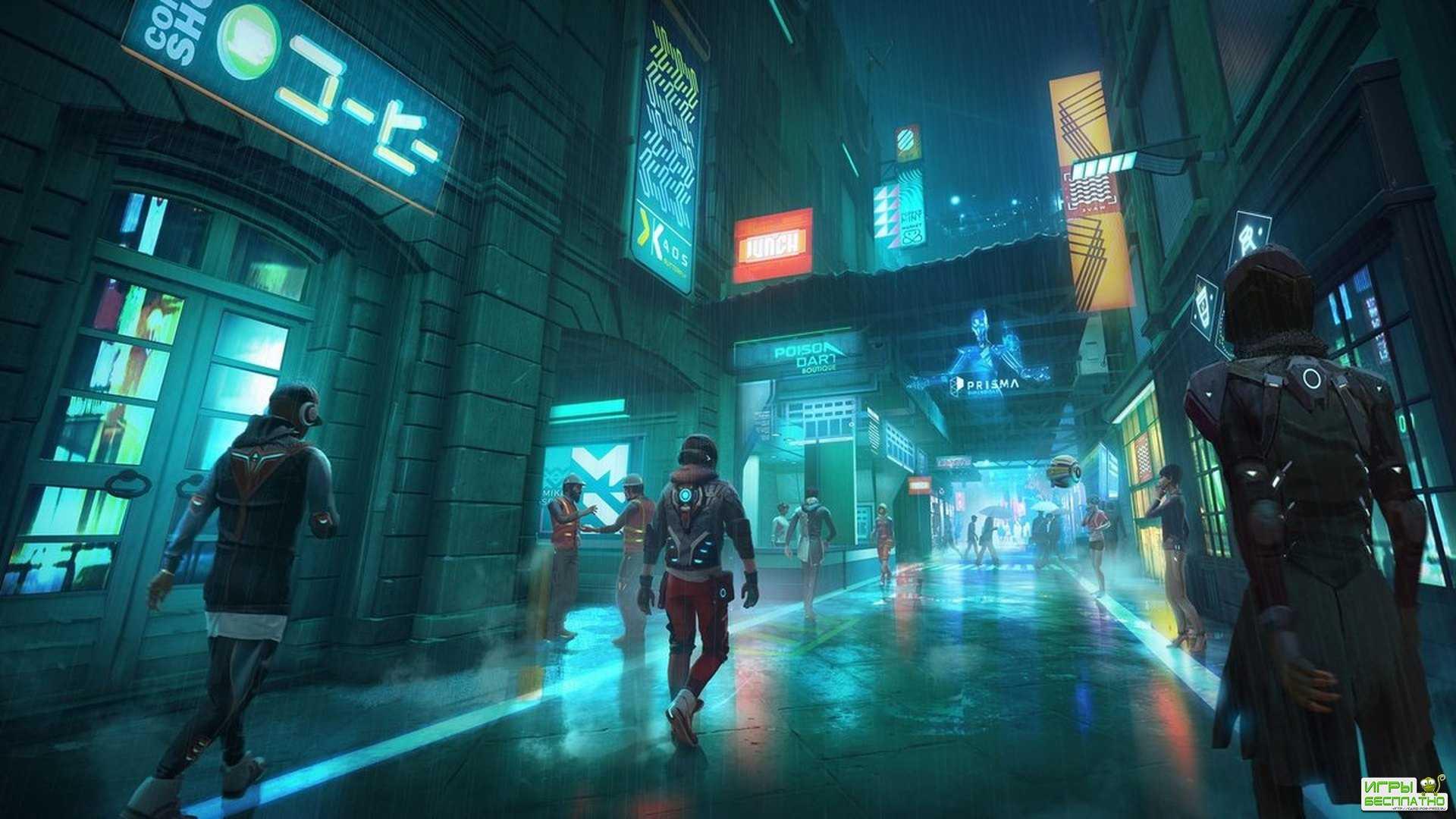Ubisoft рассказала о готовящемся патче 1.1 для Hyper Scape