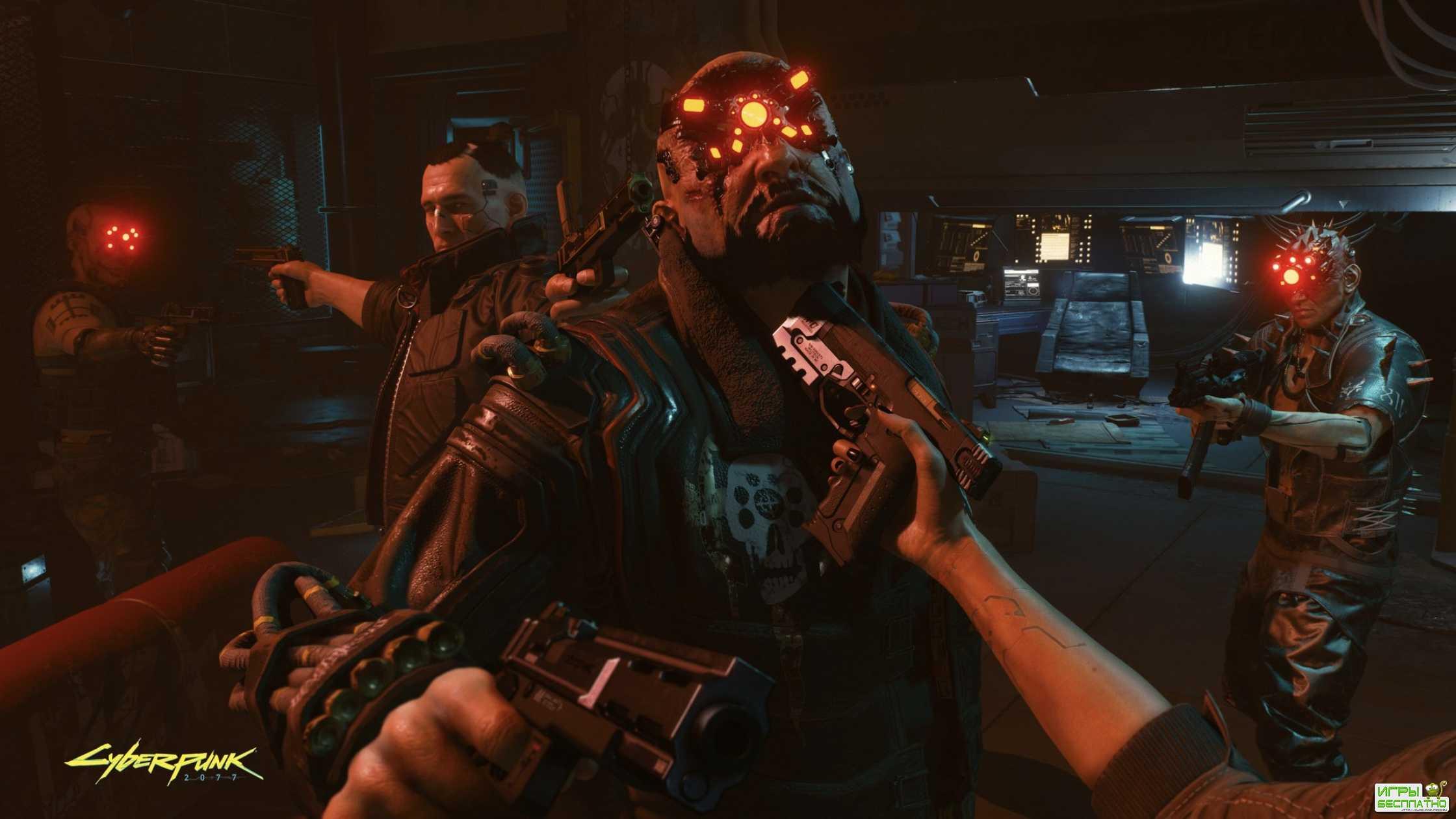 Озвучка Cyberpunk 2077 будет огромной