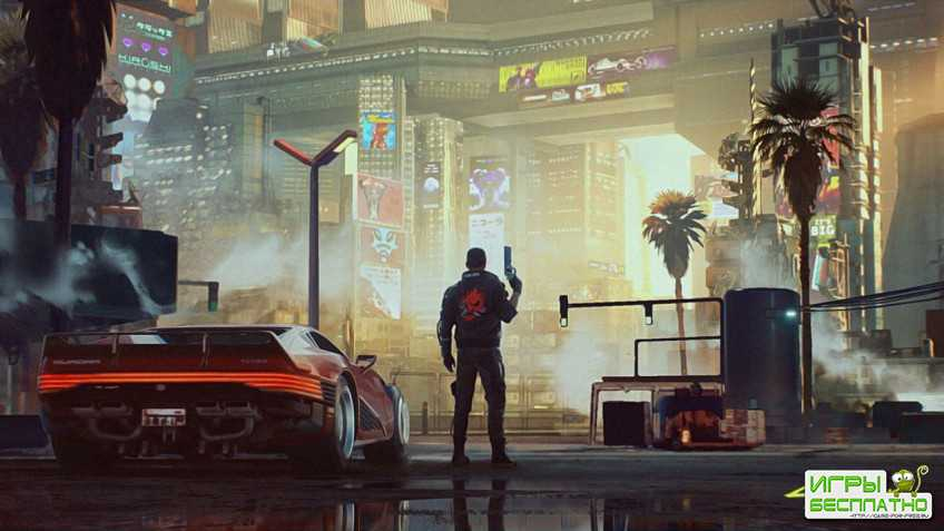 Третий эпизод шоу про Cyberpunk 2077 пройдёт 18 сентября