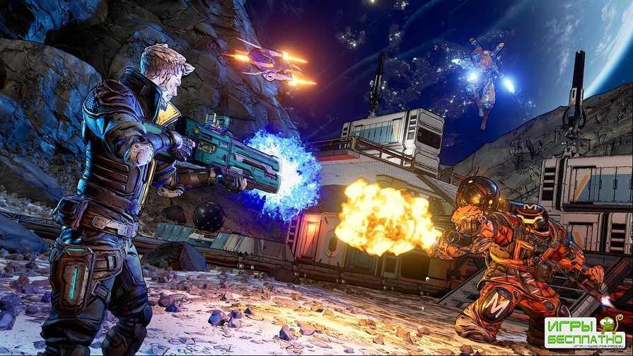 Borderlands 3 перевыпустят на Xbox Series X и PlayStation 5