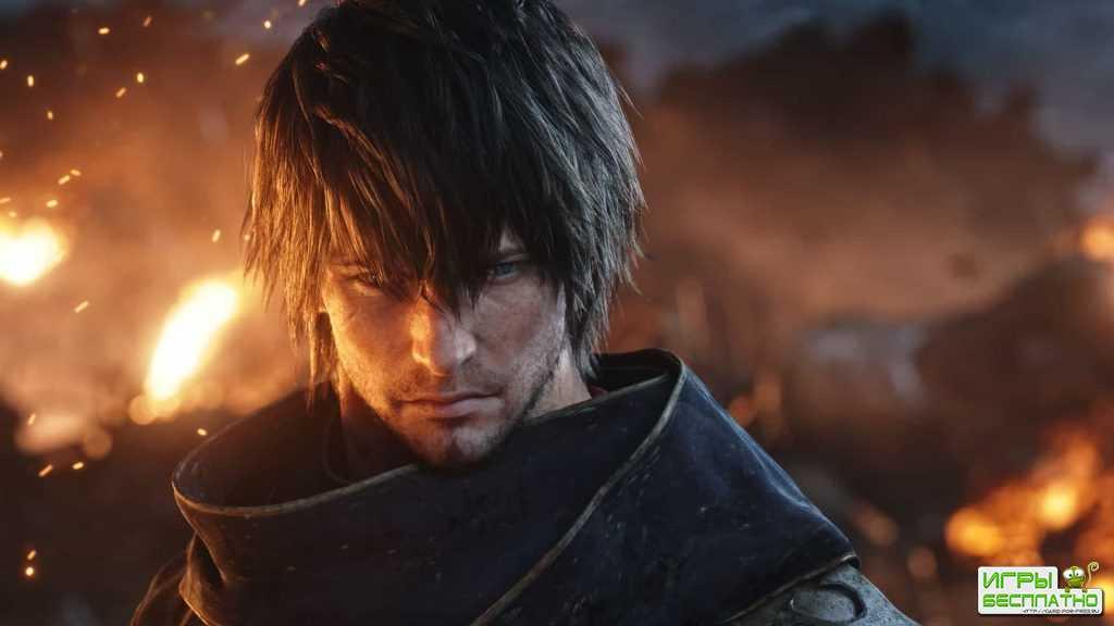 Final Fantasy XVI выйдет только на PS5