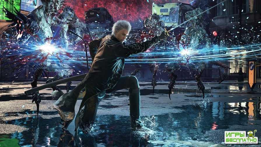Анонсирована Devil May Cry 5 Special Edition с играбельным Вергилием На PS5 ...