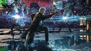 Capcom показала графические улучшения Devil May Cry 5 для PS5 и Xbox Series ...