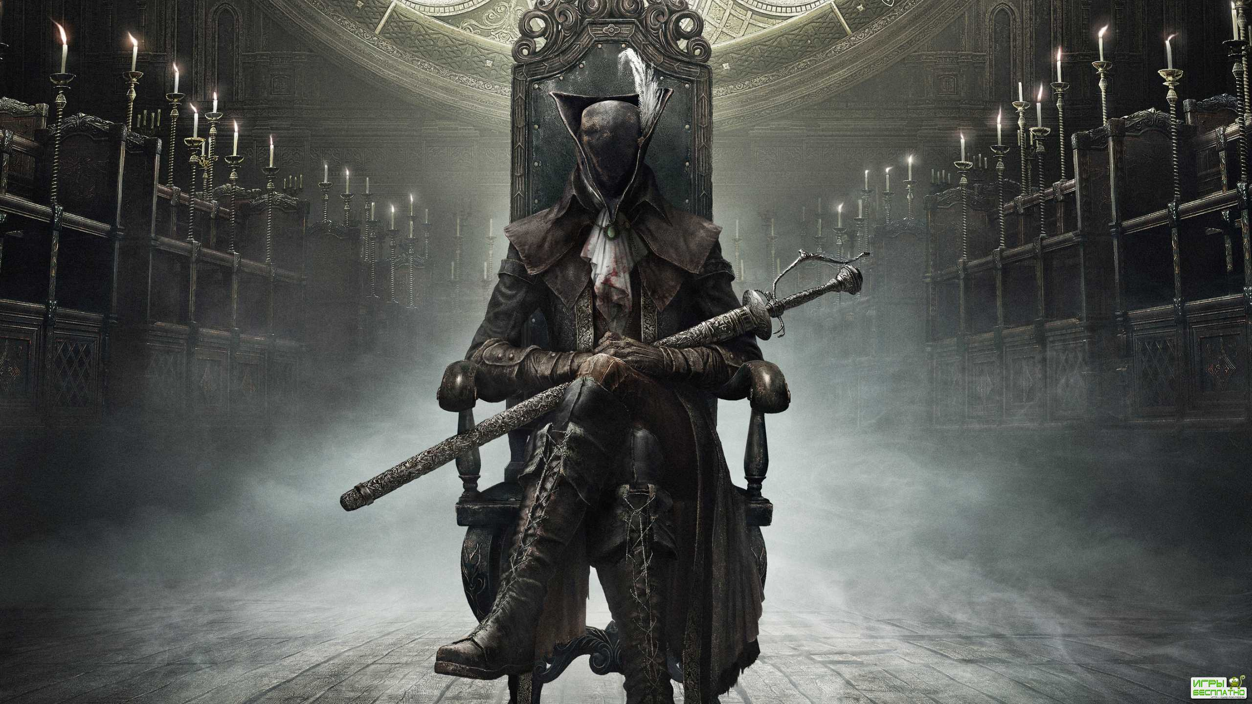 Bloodborne Выйдет на РС и PS5
