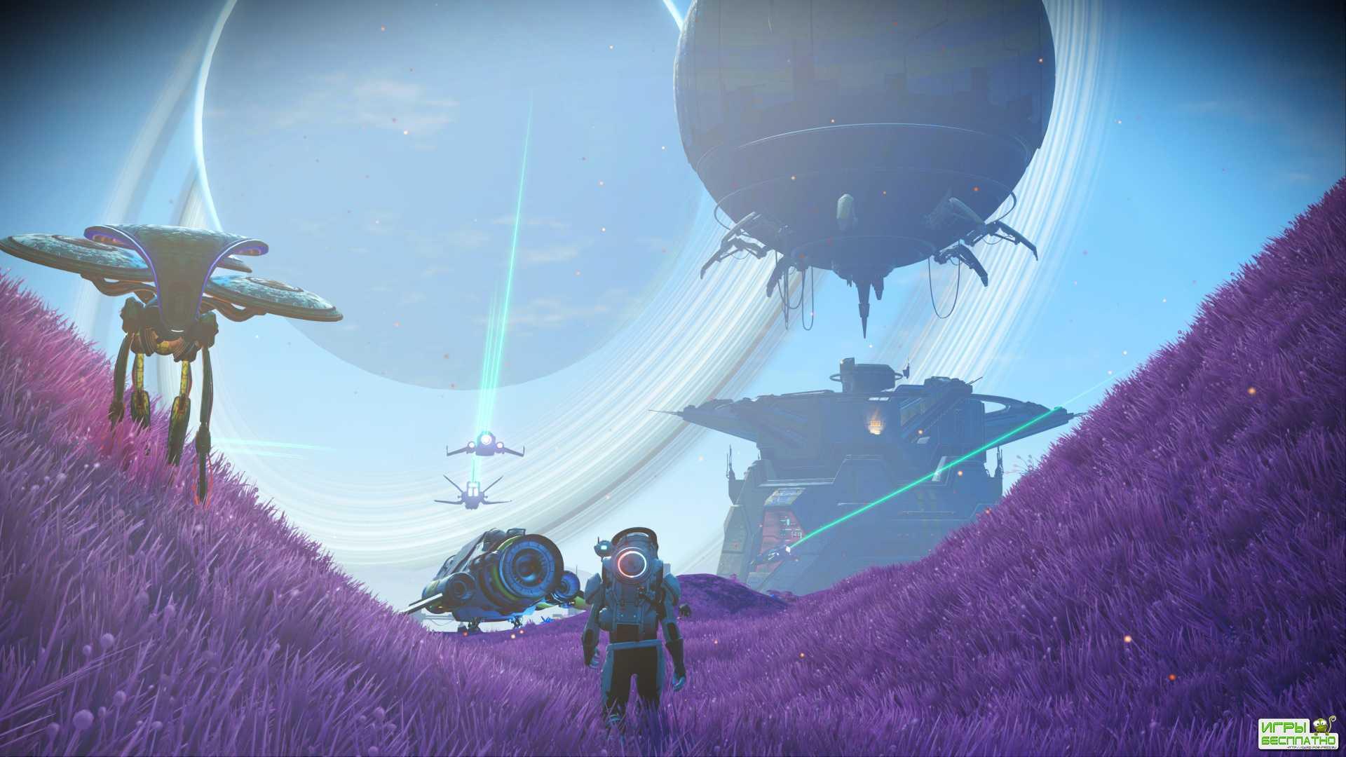 Для No Man's Sky вышли «Истоки» — масштабный апдейт всей Галактики