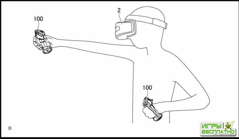 В сеть утекли изображения контроллеров PlayStation VR 2