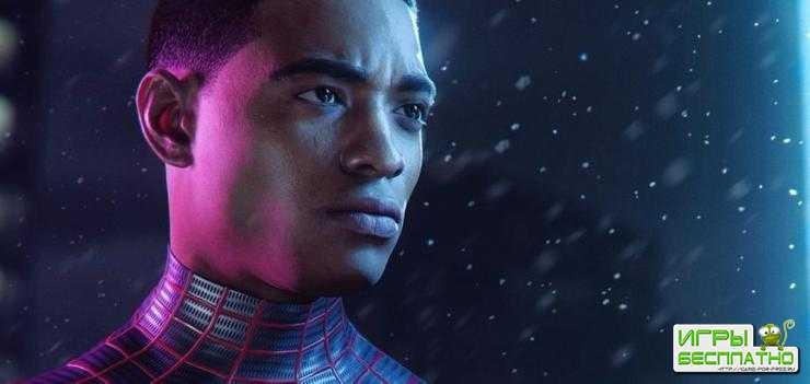 Необычные размеры Spider-Man: Miles Morales