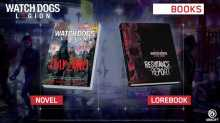Watch Dogs: Legion станет книгой