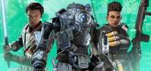 Titalfall 3 в разработке. Игроки обнаружили 7 новых героев Apex Legends