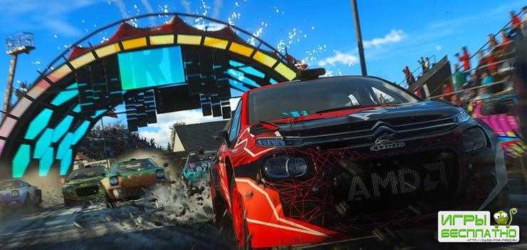 Dirt 5 – гонка по китайскому бездорожью в игровом процессе для новых консолей