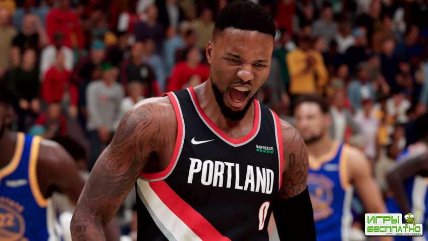 2K Games наконец-то показала первый некстген-геймплей NBA 2K21 для PS5