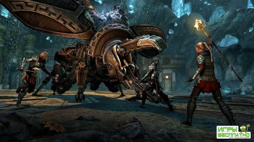 В The Elder Scrolls Online выдали неожиданный бонус