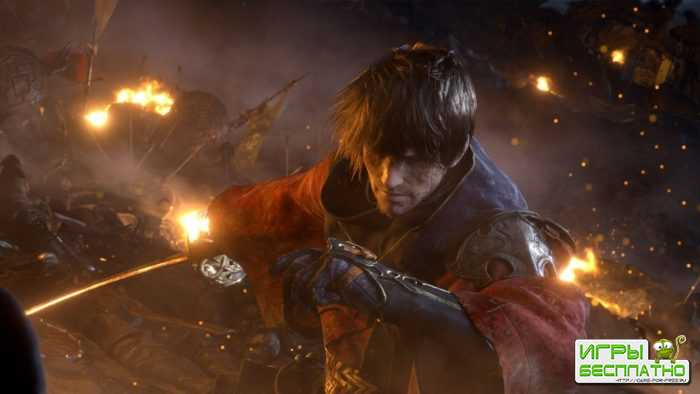 Final Fantasy XVI появится только на PS5