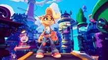 Crash Bandicoot 4: It's About Time неплохо стартовала в Японии