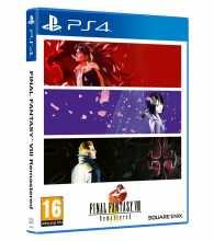 Final Fantasy VIII вышла на дисках