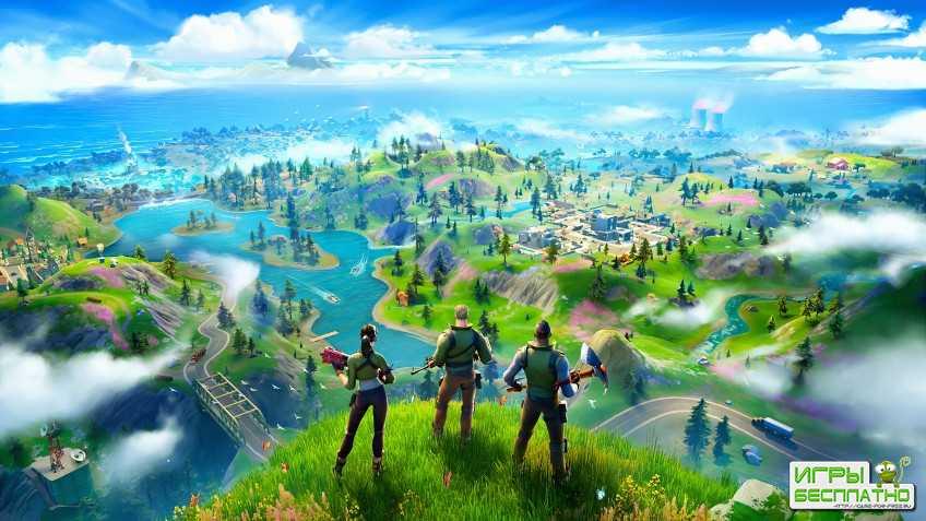 Epic Games рассказала об улучшениях Fortnite для PS5 и Xbox Series