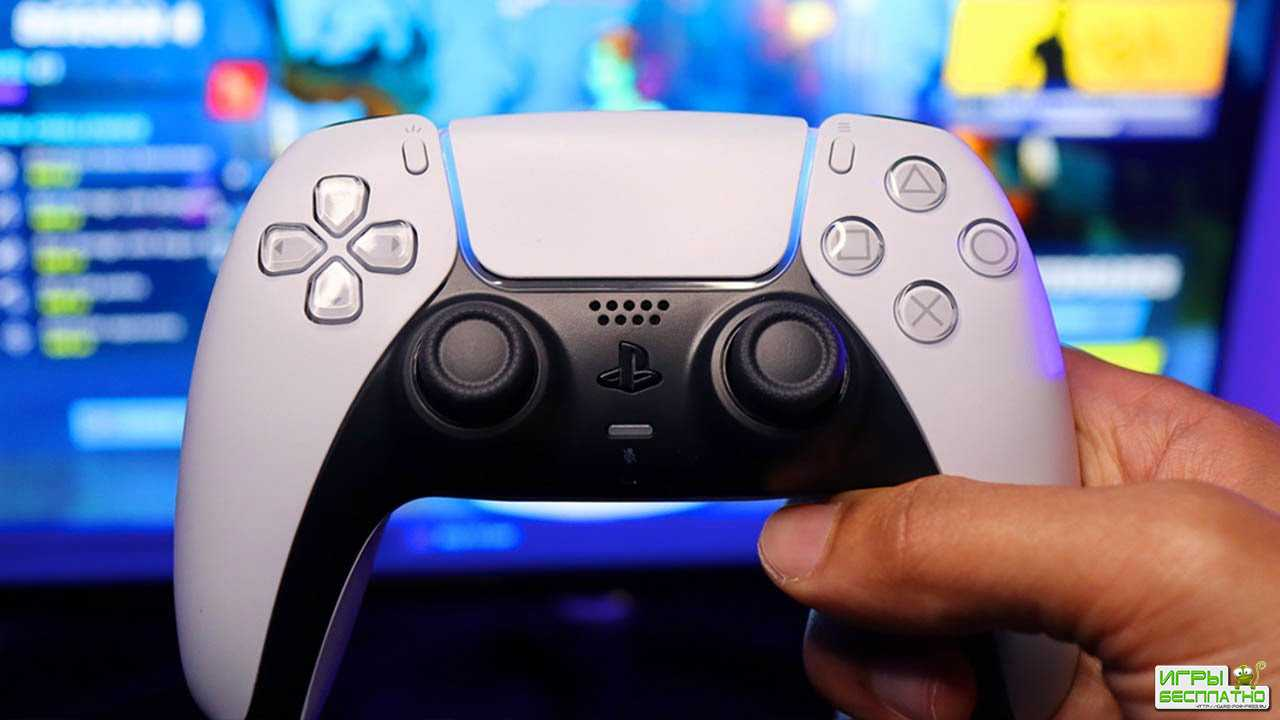 Геймпад DualSense для PS5 совместим с PS3 и Switch