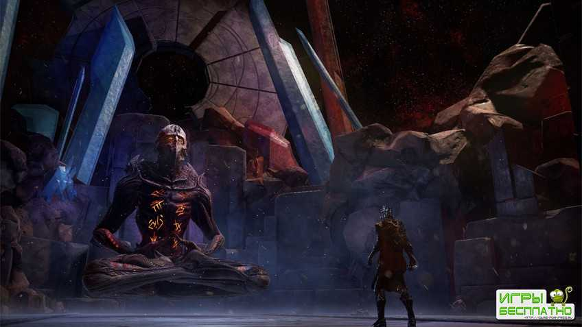 Hellpoint обновят для PS5 и Xbox Series
