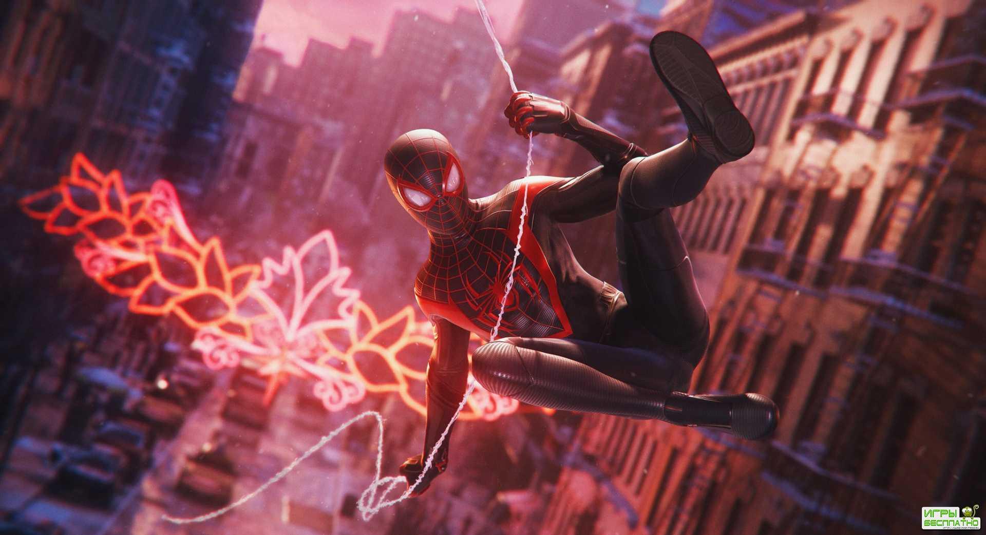 В релизном трейлере «Человека-паука: Майлз Моралес» много спойлеров