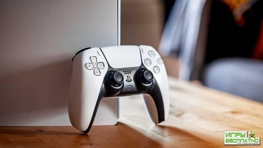 В игры для PS5 можно играть на DualShock 4 через ремоут-плей на PS4