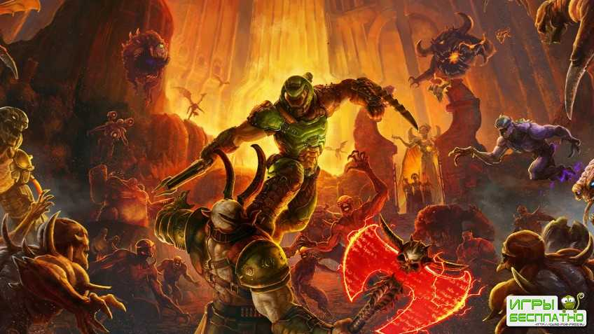 Bethesda объяснила, как игроки смогут обновить DOOM Eternal для новых консо ...
