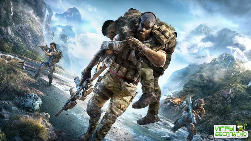 Ubisoft рассказала об улучшении Ghost Recon Breakpoint для PS5 и Xbox Serie ...