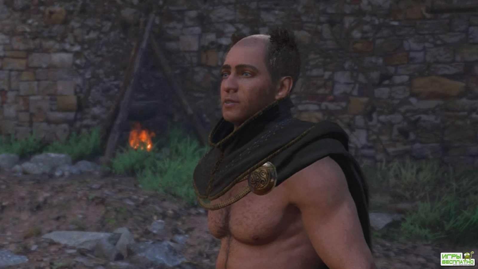 В Assassin's Creed Valhalla нашли отсылку к вокалисту группы The Prodigy