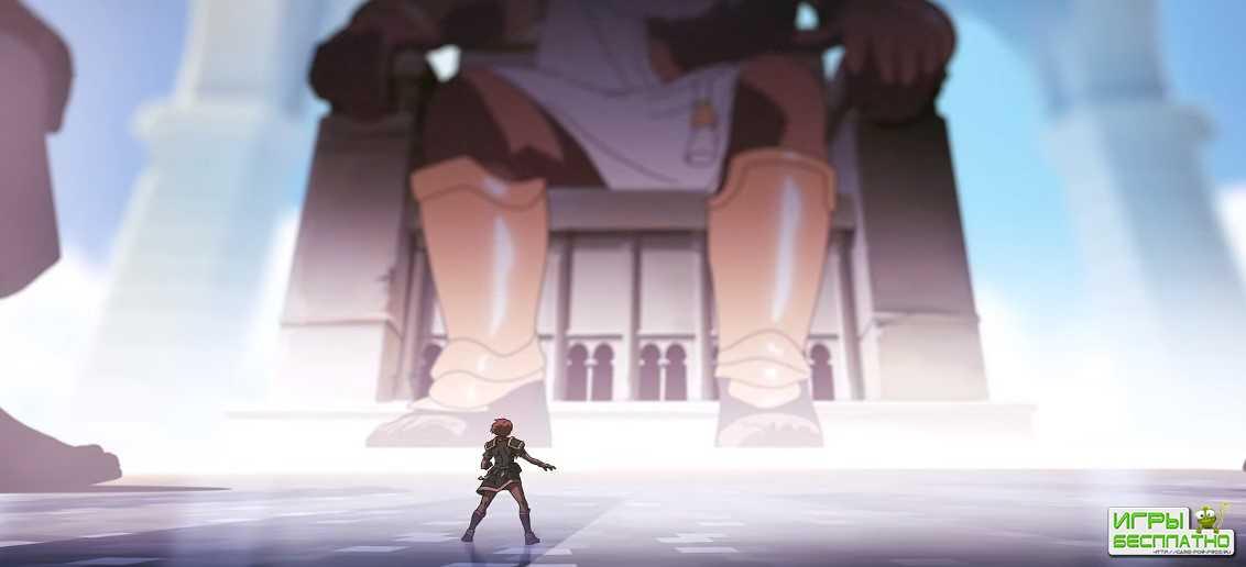 Завтра по Immortals Fenyx Rising выпустят короткую анимацию — тизер ролика
