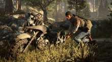 Days Gone на PS5 выглядит и работает куда лучше, чем на PS4