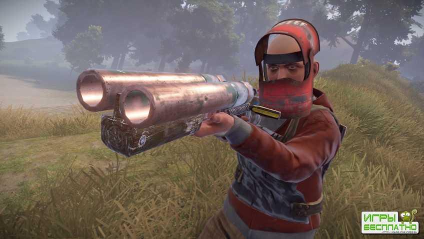 Rust на PS4 и Xbox One задержится до 2021 года
