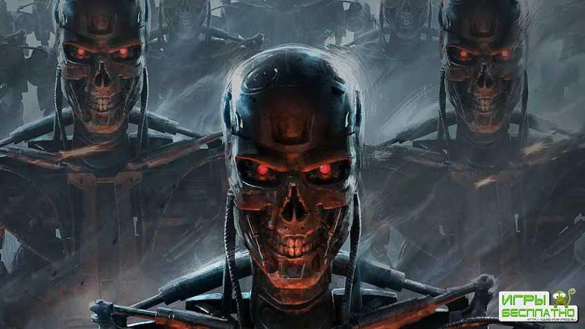 Для Terminator: Resistance готовят сюжетное дополнение, но только для PS5 и ...