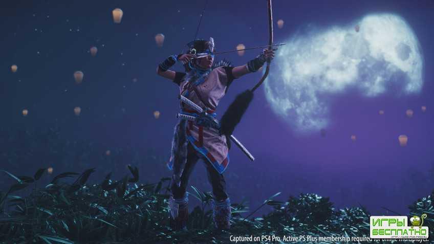 В Ghost of Tsushima: Legends выдают костюмы по God of War, Horizon Zero Daw ...